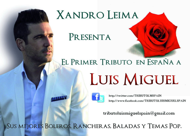 Tribute to Luis Miguel